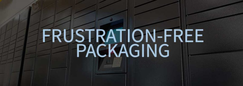 Amazon and Frustration-Free Packaging
