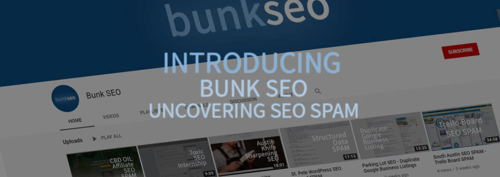 Introducing Bunk SEO
