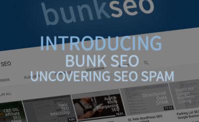 Introducing Bunk SEO